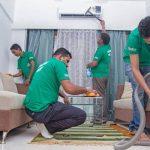 خدمات شركات تنظيف بعجمان