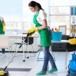 شركات تنظيف المكاتب