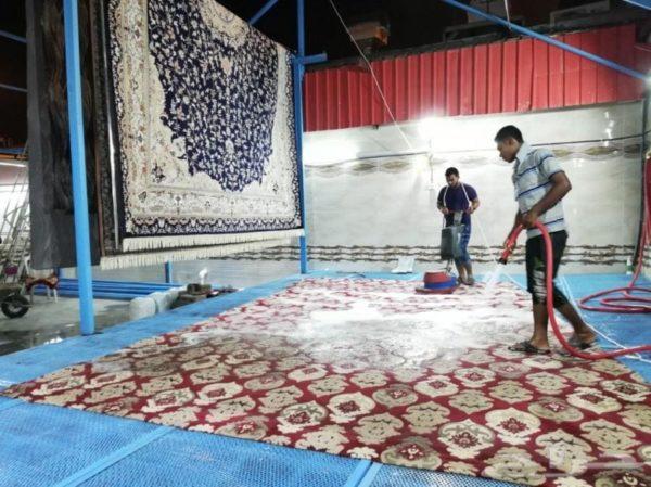 شركة تنظيف سجاد عجمان