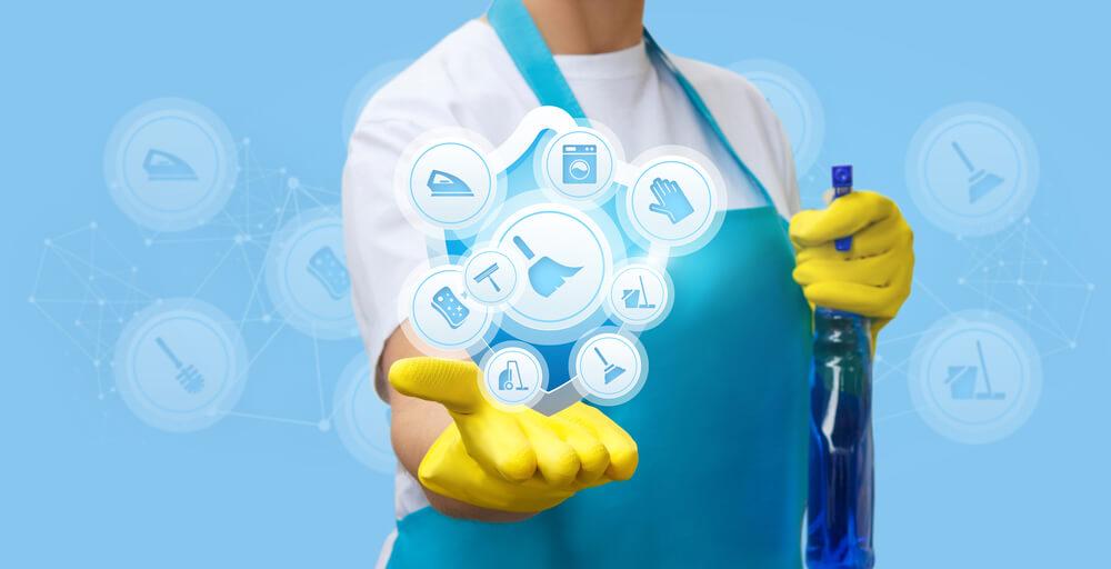 خدمات تنظيف الستائر منشركة تنظيف مكاتب في عجمان