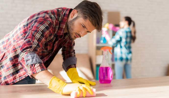خدمات شركة تنظيف الفجيرة و شركة تنظيف منازل عجمان